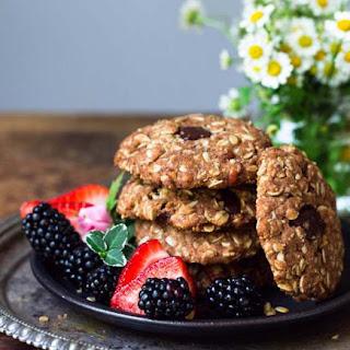 Oatmeal Chocolate Cookies.