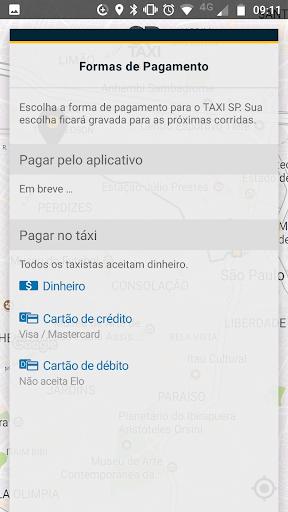sptaxi - passageiro screenshot 3