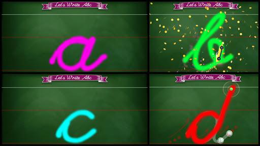 Let's Write Abc 1.1 screenshots 6