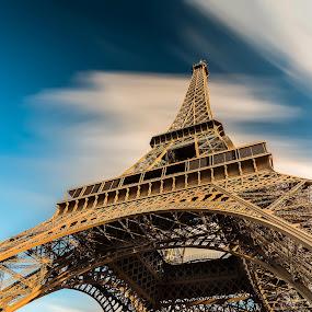 Tour Eiffel by Ketan Vikamsey - Buildings & Architecture Architectural Detail ( canonusa, eiffeltower, kvkliks, toureiffel, ketanvikamsey, igerslandscape, photosergereview, travelawesome, longexpoelite, airfrance, paris, photographers_of_india, passionnateparis, lonelyplanet, natgeohd, dpeginsta, nisifilter, natgeoyourshot, guidetoparis, photoftheday, traveltheworldpix, landscape_captures, lc_india, bbctravels, travelgram, natgeotravel, picoftheday, dslrofficial, lonelyplanetmagazineindia, natgeo, landscapephotography, canon5dmarkiv, canonphotography, longexposure, natgeotravelpic, phodus_competition, kliksubmit )