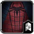 Black Spider Launcher theme icon
