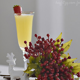 Quick and Easy Mimosas.