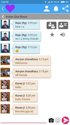 Online Girls Chat Meet 9.1 screenshots 2