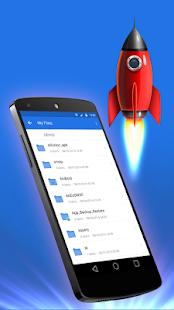 Super File Explorer - náhled