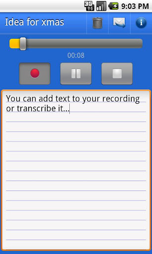 Note Everything screenshot 3