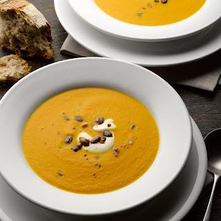 Pumpkin Orange Soup Recipes
