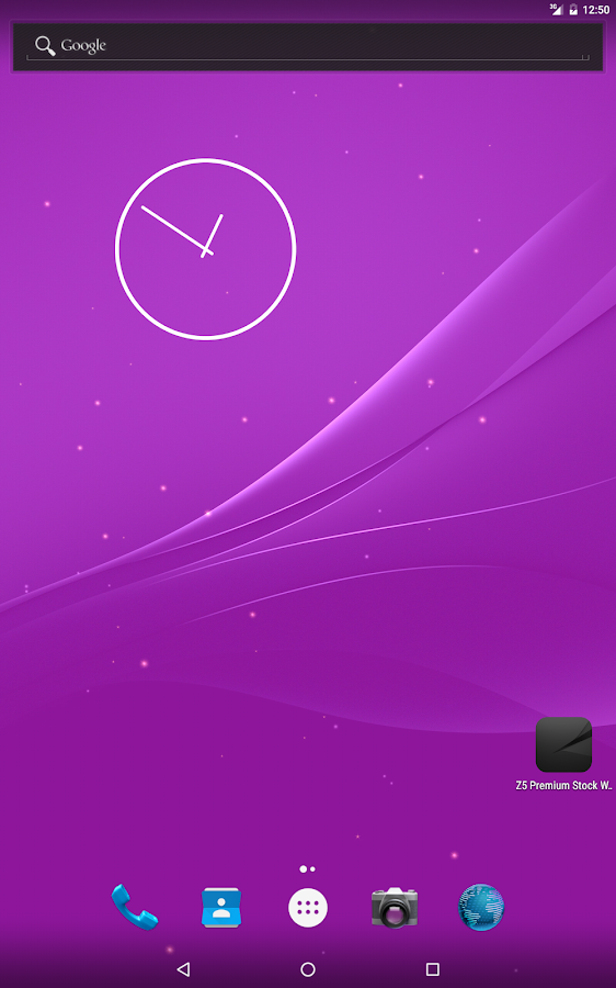 Stock Z5 Premium Wallpapers- screenshot