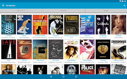 Qello Concerts Screenshot 8