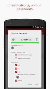 LastPass Password Manager- screenshot thumbnail