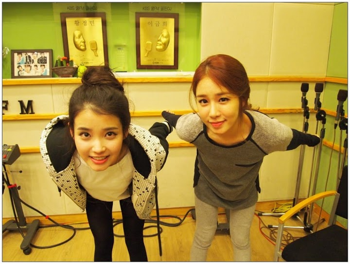 IU and Yoo In Na Spent This Valentine's Day Together On A