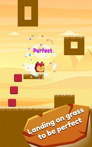 Cat Jumping: Kitten Up, Square Cat Run, Kitten Run 1.2.37 screenshots 7
