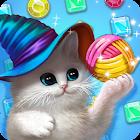 Волшебные коты: три в ряд icon