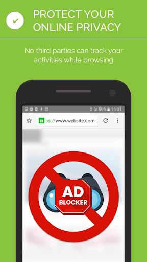 Free Adblocker Browser - Adblock & Popup Blocker 64.0.2016123109 screenshots 5