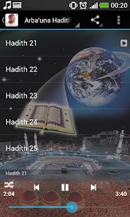 Ja'afar Mahmud Arbaun_Hadith_2 - náhled