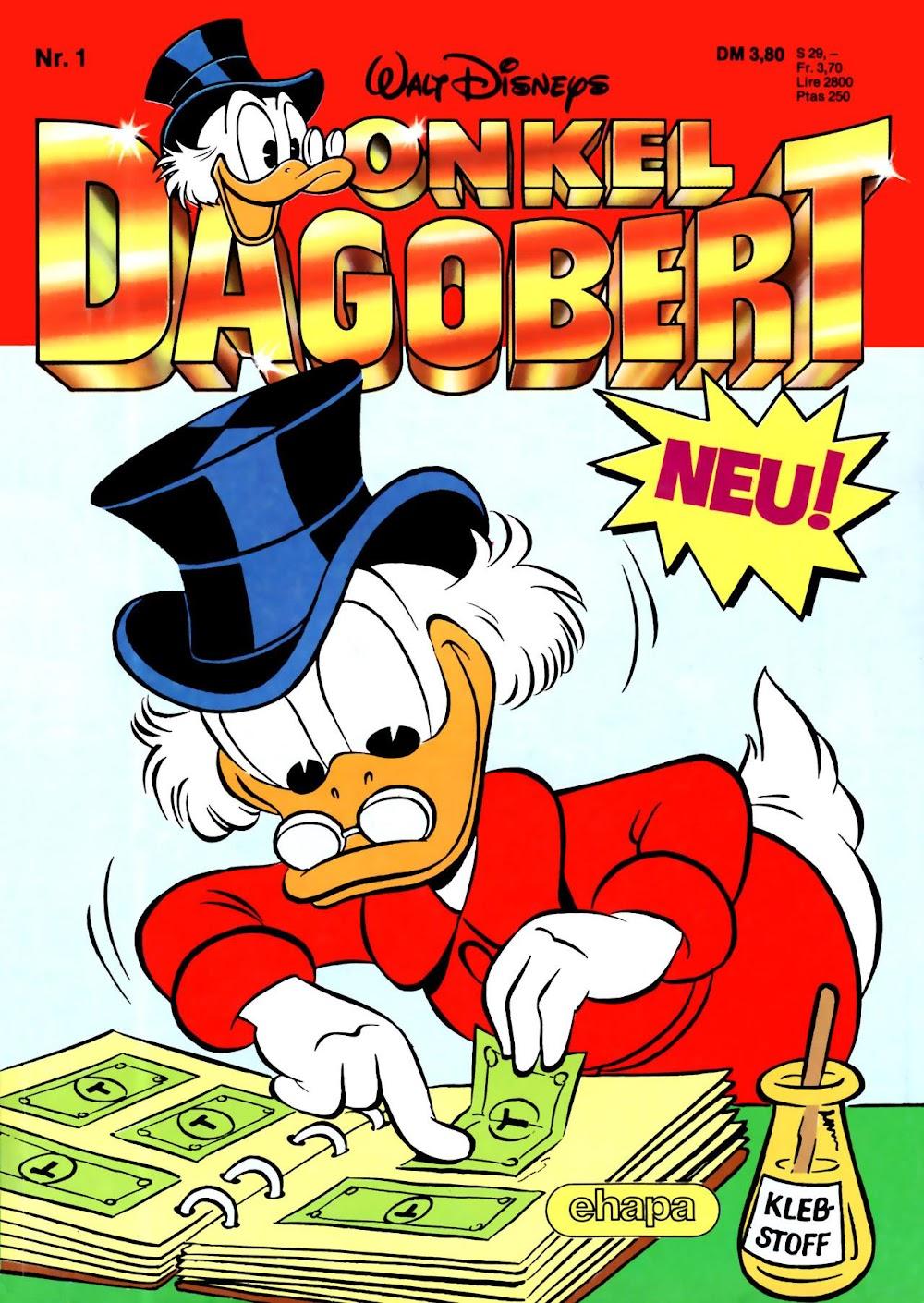 Onkel Dagobert (1987) - komplett