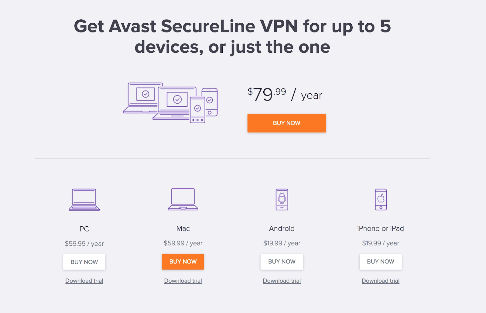 will avast vpn work