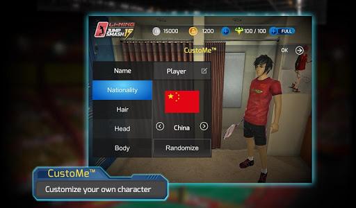 LiNing Jump Smash 15 Badminton 1.3.10 screenshots 22