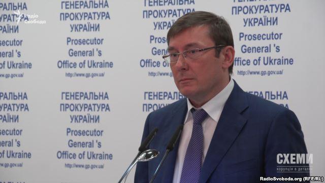 Новопризначений генеральний прокурор Юрій Луценко каже, що задоволений роботою Анатолія Матіоса