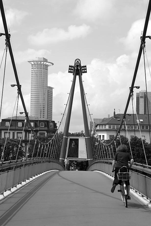 Frankfurt by bike di Andr3a_77