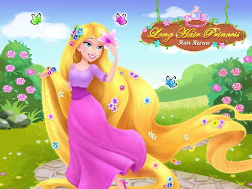 Long Hair Princess - Prince Rescue 1.3 androidappsheaven.com 1