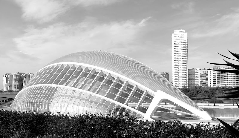 L'Hemisferic di Valencia di pattypagaz