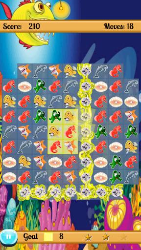 Nemo's Underwater Friends