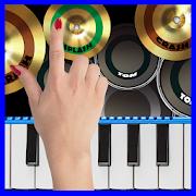 Blue Drum - Piano APK