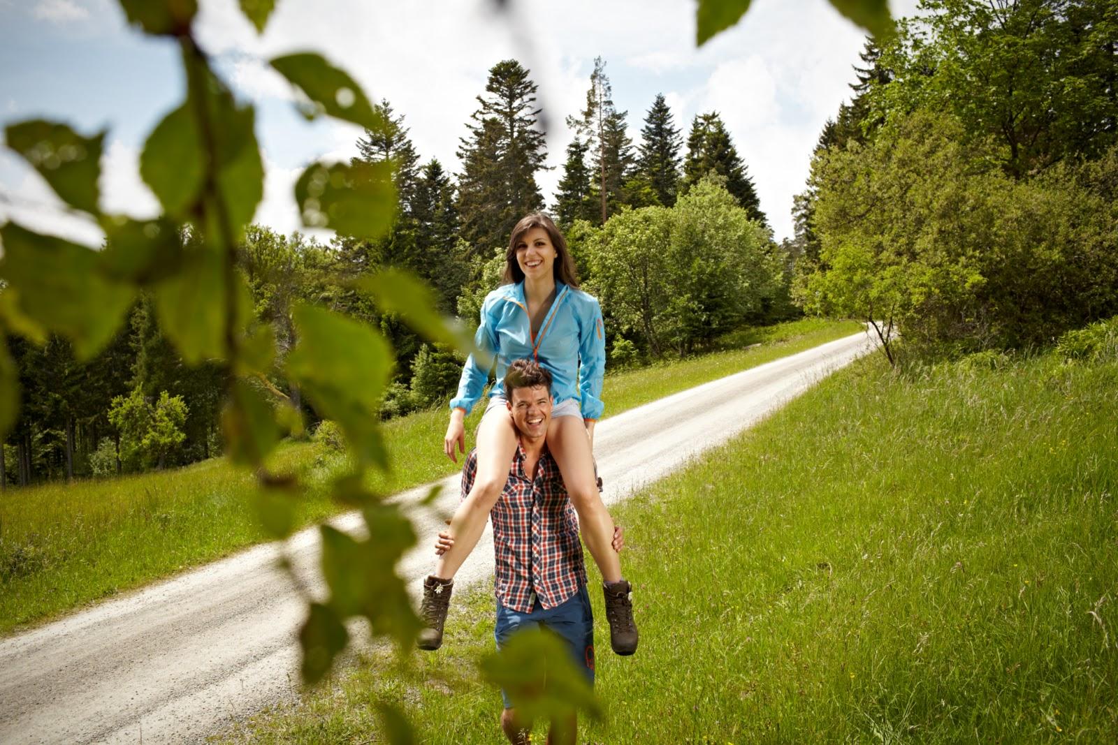 Wandern im Nördlichen Schwarzwald ist für jung und alt bestens geeignet