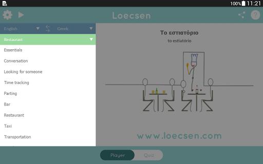 玩免費旅遊APP|下載Loecsen - 旅行中のオーディオフレーズブック app不用錢|硬是要APP