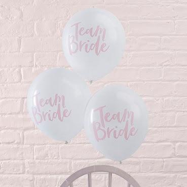 Ballonger Team Bride