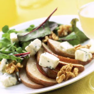 Beets And Pear Togerher Make An Outstanding Salad!