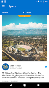 UCLA Bruins- screenshot thumbnail