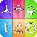 Sensor Info and Device Hardware Data Test icon