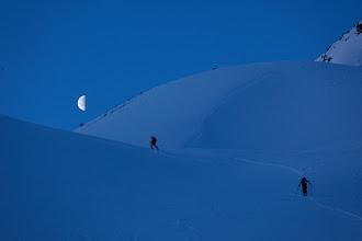 Photo: Skitour Eiskoegele, Oetztaler Alpen, Tirol, Oesterreich.