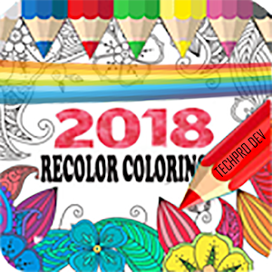 Recolor Coloring Book App 2018 - Android Apps on Google Play