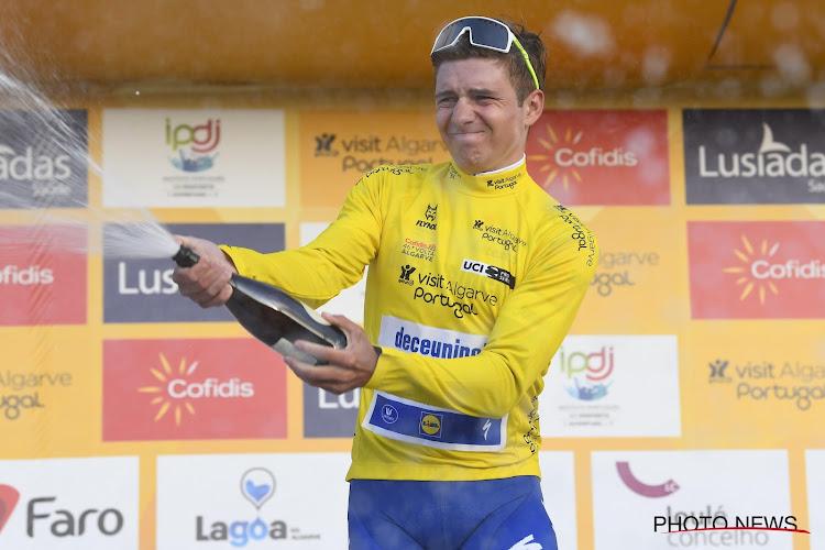 Zege in de Algarve geeft Evenepoel het perspectief om uit te groeien tot de renner die hij wil zijn