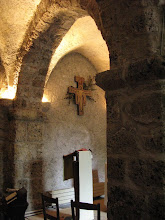 Photo: Crypte de l'église à Chateaufort