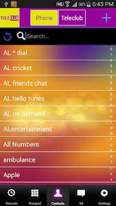 Teleclub screenshot 2
