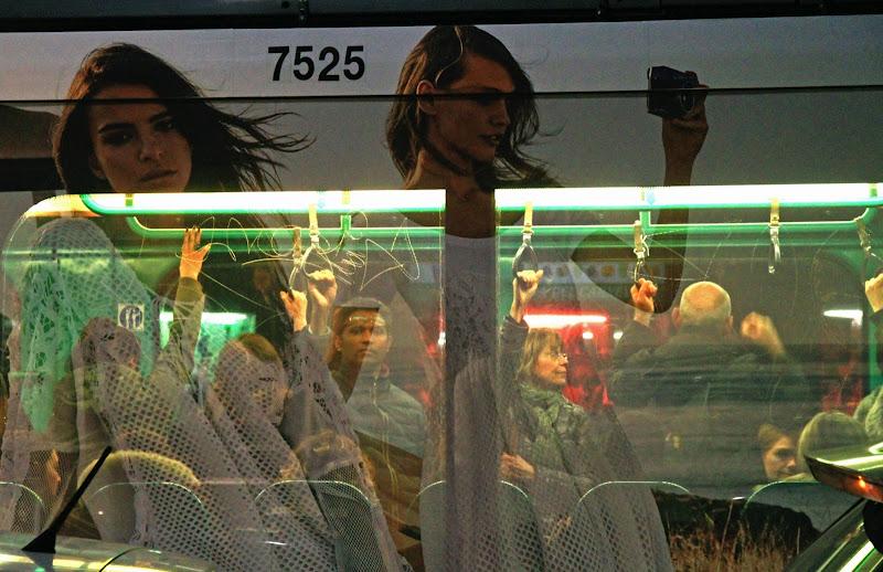 in tram  di G.Papagno