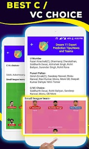 Dream11 Expert Prediction Tips, News And Teams 8