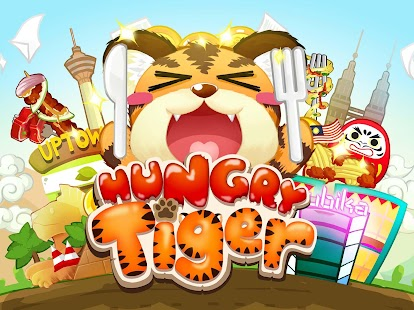 Tải Game Hungry Tiger