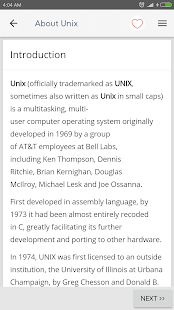 Reference for Unix & Linux - náhled