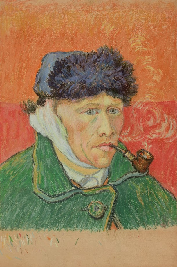 13 125 Why Did Vincent Cut Off His Ear Van Gogh Museum