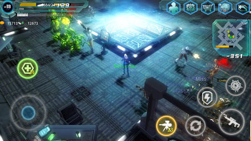 Alien Zone Raid screenshots 2
