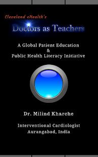 Download Dr Milind Kharche - Patient Education For PC Windows and Mac apk screenshot 1
