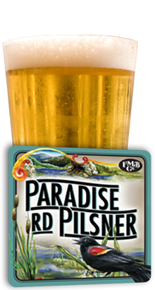 Logo of Figueroa Mountain Paradise Road Pilsner