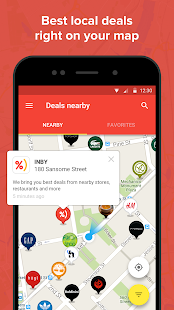 Inby: Sales & Deals App- screenshot thumbnail