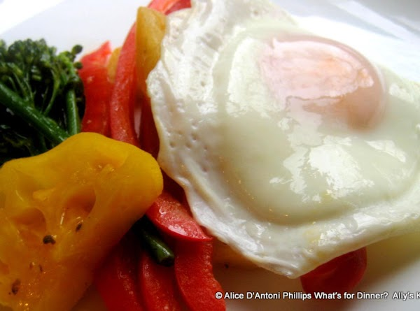 The Naked Egg And Supporting Cast! Recipe