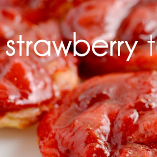 Mini Strawberry Tarts Recipes