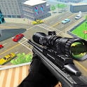 Sniper 3D 2019: Action Shooter - Free Game icon